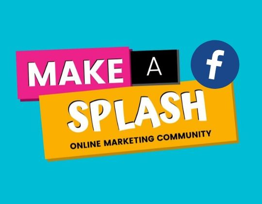 Make a Splash Online Community