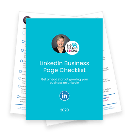 LinkedIn Business Page Checklist